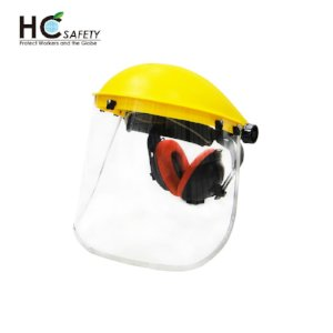 Face Shield Earmuffs Set HC800C