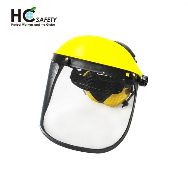 Face Shield Earmuffs Set HC800A