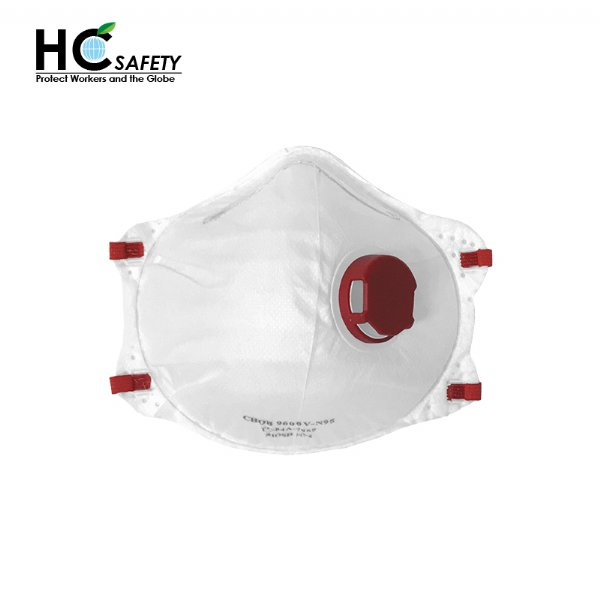 Disposable Particulate Respirator 9600V-N95