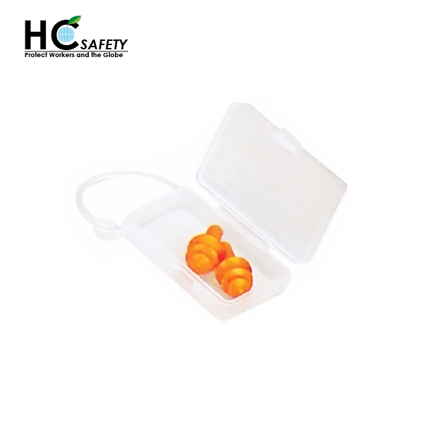 Safety Earplugs EP02A+CS1